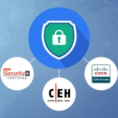New Deal: 98% off a IT Security & Ethical Hacking Certification Training Course Bundle Image